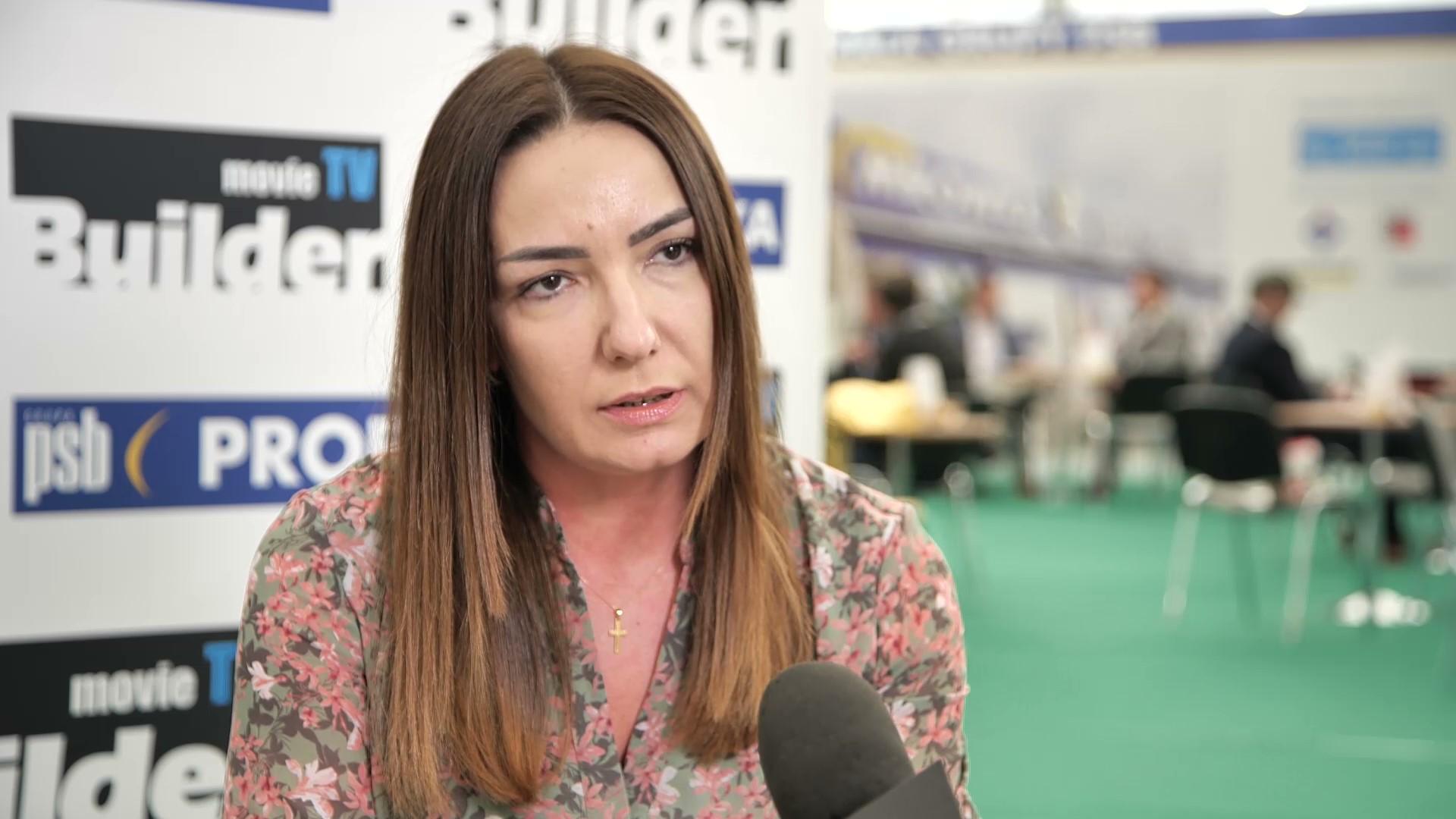 TARGI GRUPY PSB 2020 – ALEKSANDRA GILEWSKA, BAUMIT POLSKA