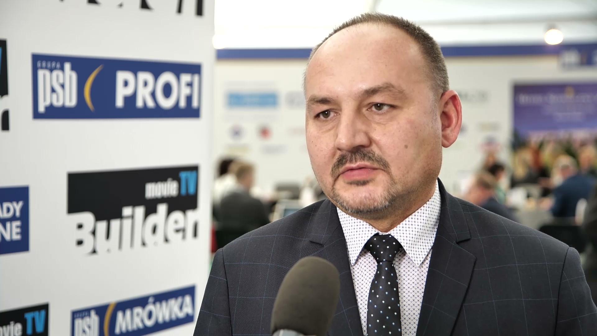 TARGI GRUPY PSB 2020 – PIOTR KOBIELA, TROPS S.A