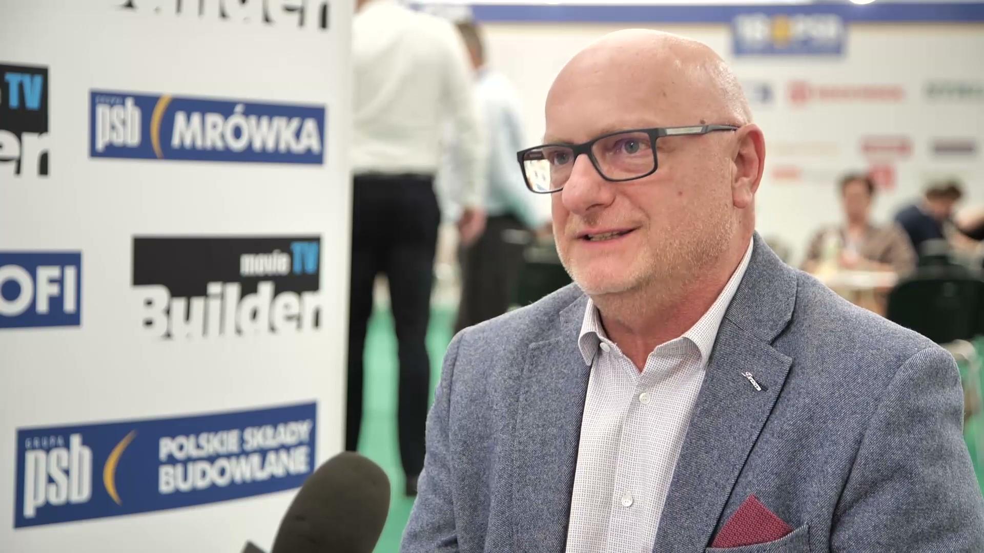 TARGI GRUPY PSB 2020 – MAREK ŁOJEWSKI, VENTS GROUP SP. Z O.O.