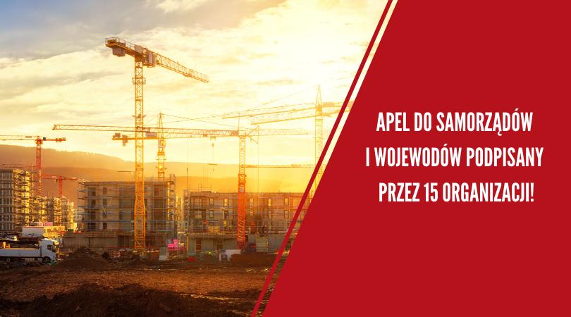 POiD – Już 15 organizacji poparło apel o ratowanie miejsc pracy oraz gospodarki