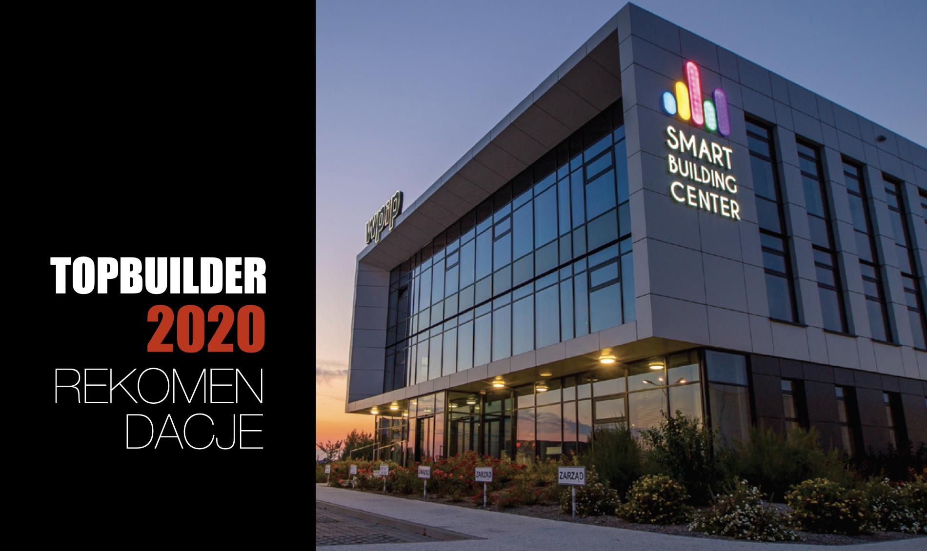SMART BUILDING CENTER  JASIN K/POZNANIA – SHOWROOM I SIEDZIBA WPIP