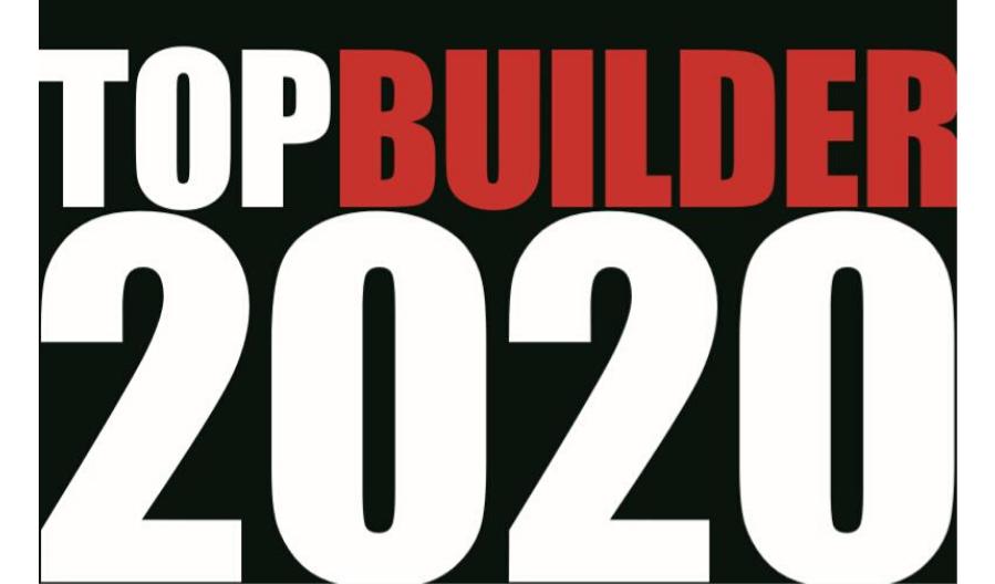 PUBLIKACJA TOPBUILDER 2020 JUŻ DOSTĘPNA