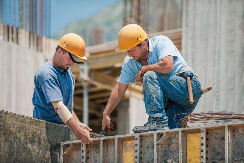 Branża budowlana nie poddaje się kryzysowi – 92% firm działa dalej