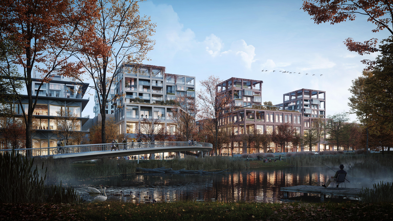 w Katowicach powstaje dzielnica przyszłości