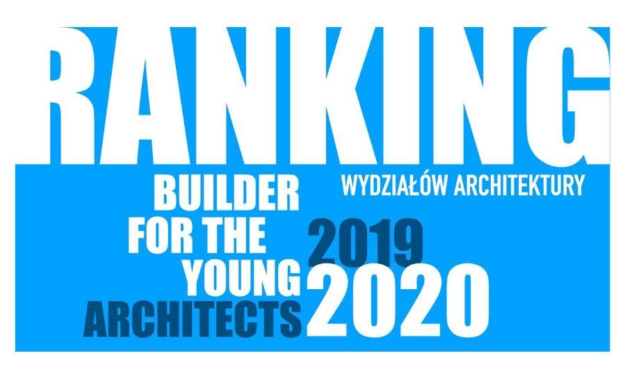 RANKING WYDZIAŁÓW ARCHITEKTURY