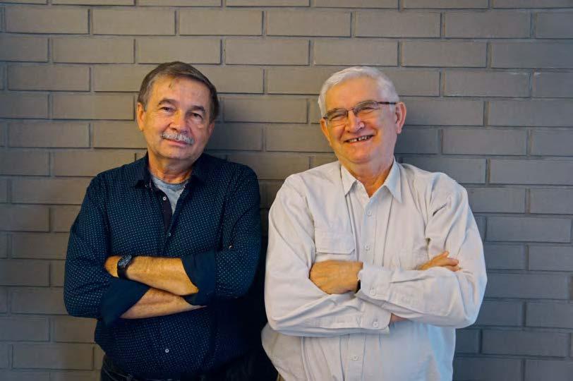 Biuro Projektów Kazimierski i Ryba – Tomasz Kazimierski, Andrzej Ryba