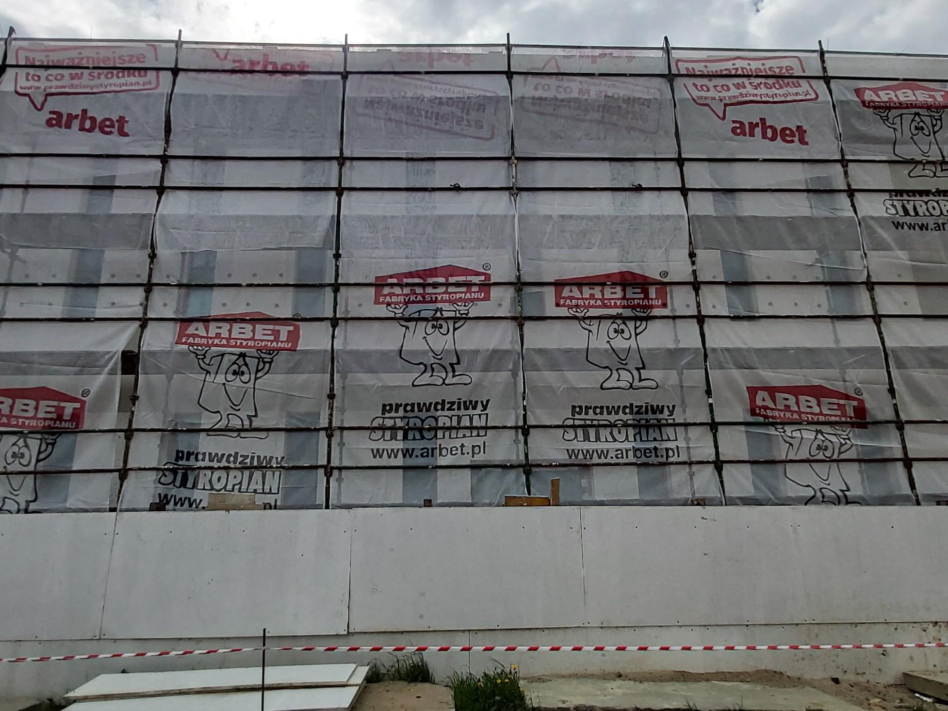 Budowa z ARBETem