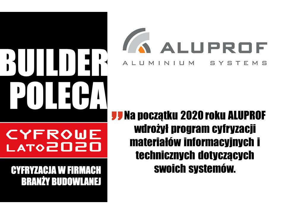 CYFROWE LATO 2020 – ALUPROF