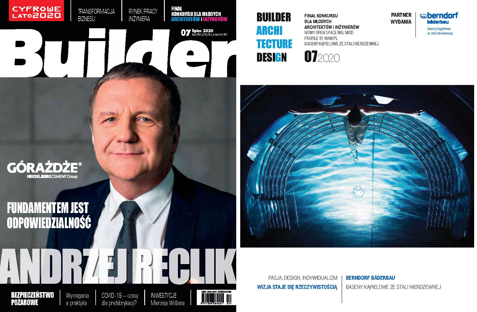 BUILDER – LIPIEC 2020