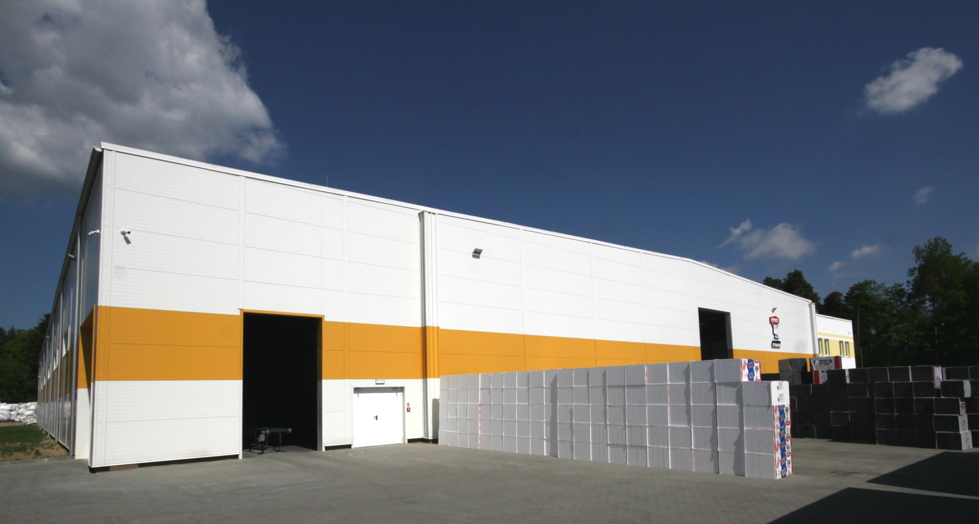 1 czerwca – nowe produkty z nowej fabryki ARBETu w Jaśle