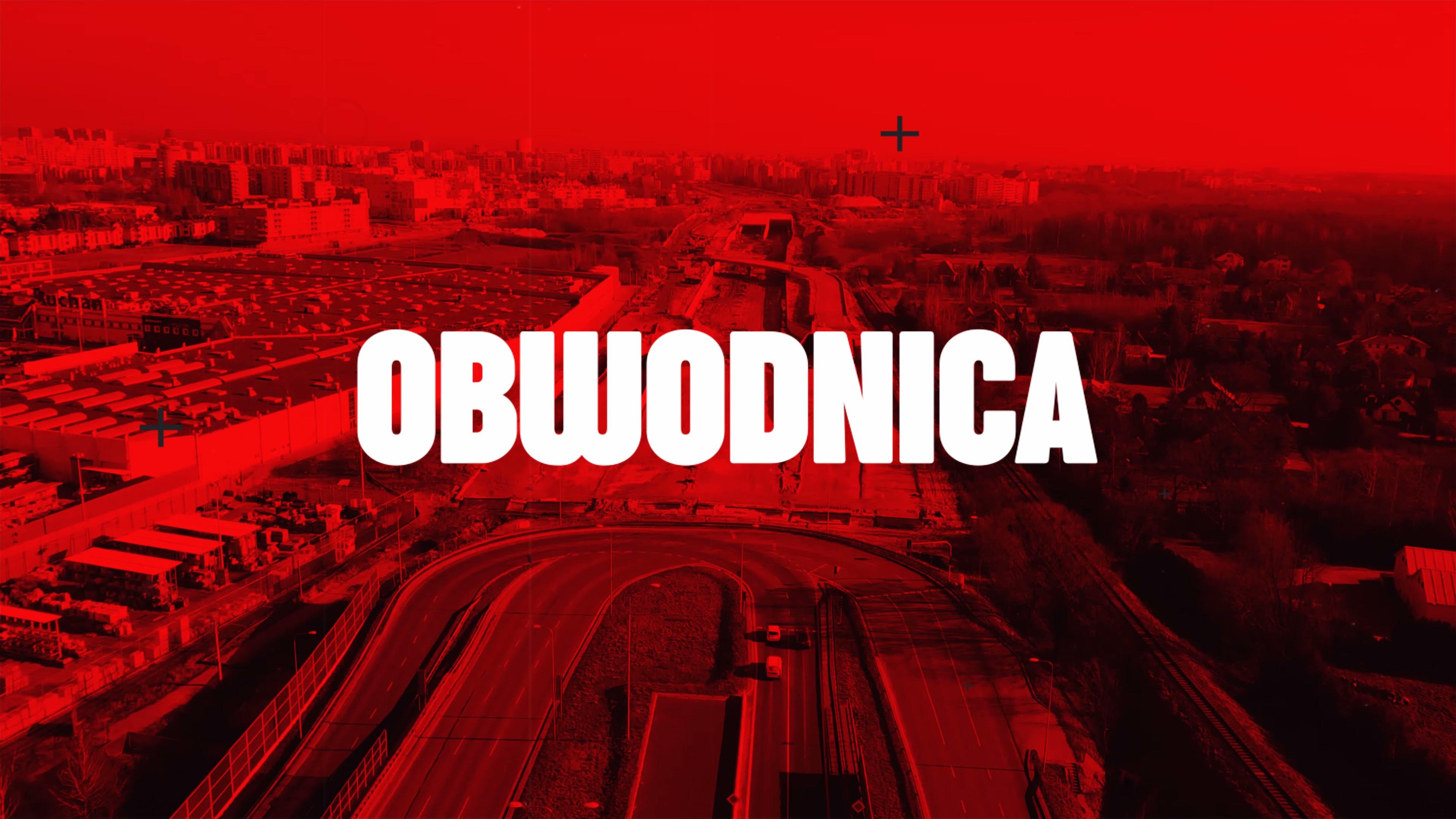 Pierwszy przejazd przez tunel Południowej Obwodnicy Warszawy – ZWIASTUN