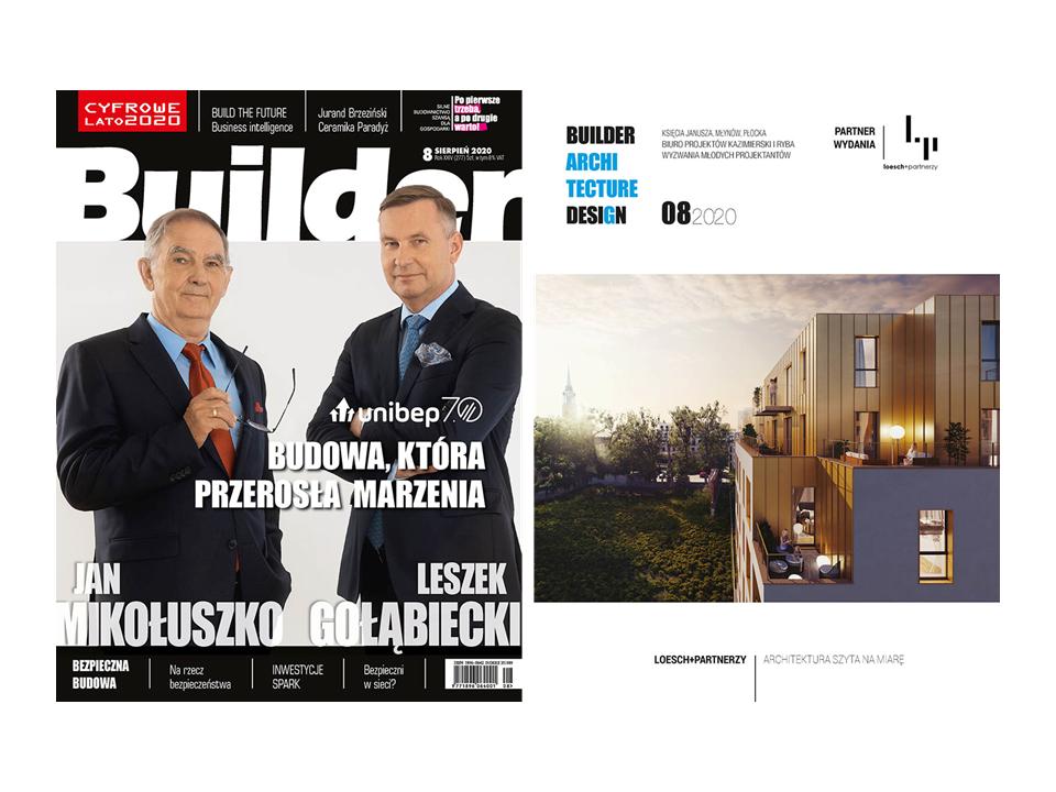 BUILDER – SIERPIEŃ 2020