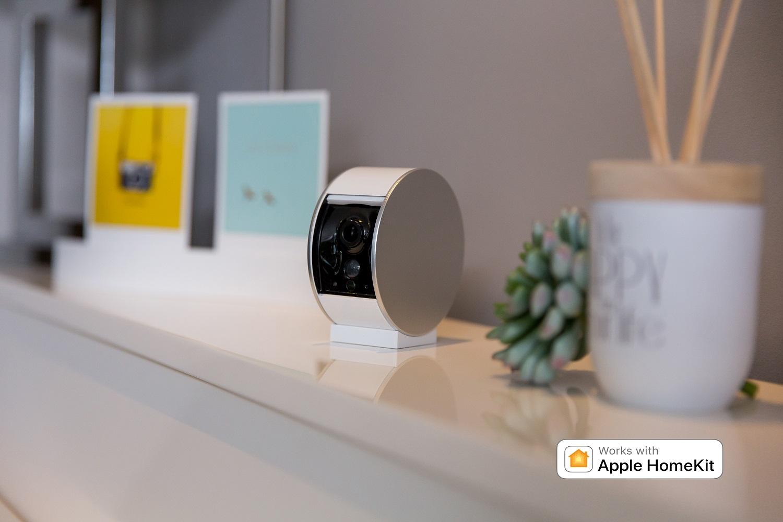 Kamery Somfy Protect kompatybilne z Apple HomeKit