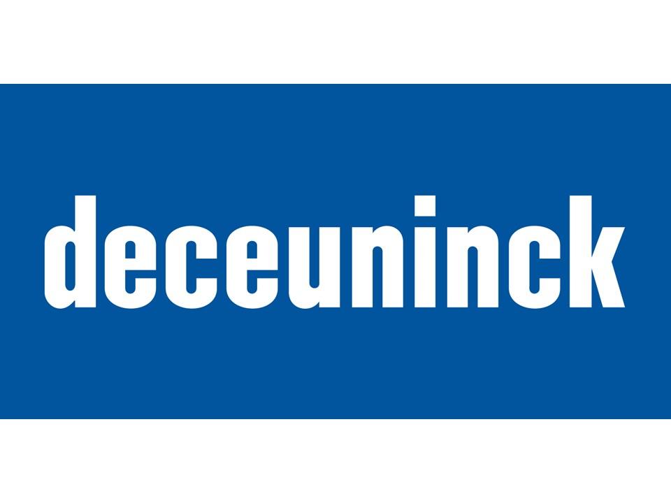 Deceuninck w Europie redefiniuje swoje ambicje i priorytety oraz odświeża visual