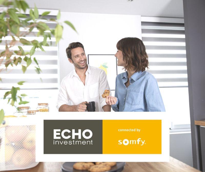 Wystartowała akcja Echo Investment i Somfy
