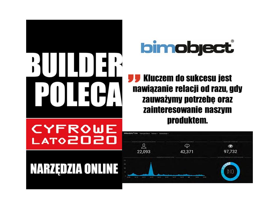 CYFROWE LATO 2020 – BIMOBJECT POLAND