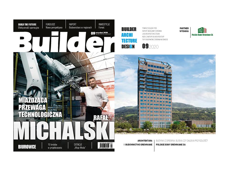 BUILDER – WRZESIEŃ 2020