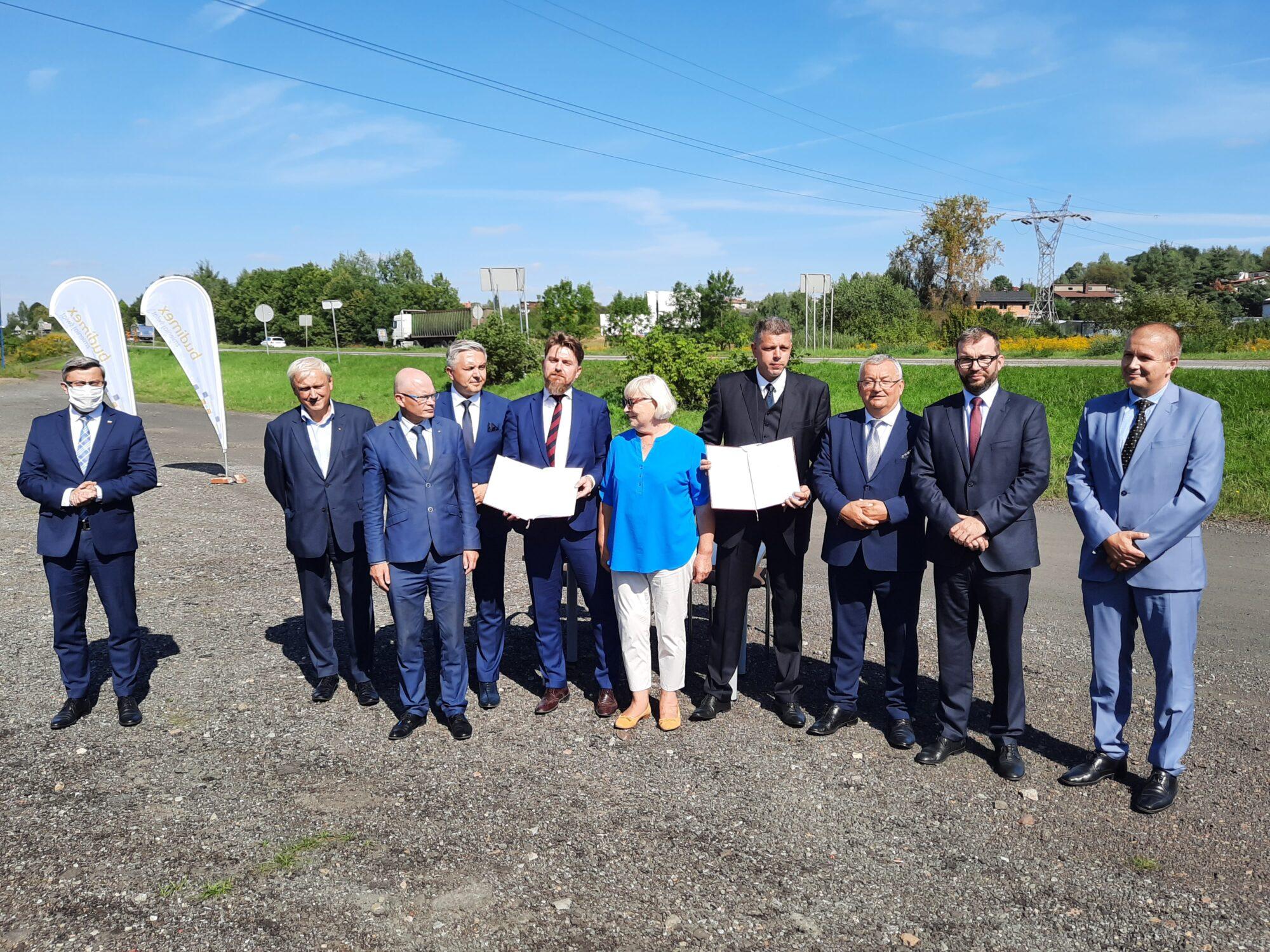 Budimex przebuduje drogę S1 na odcinku Podwarpie – Dąbrowa Górnicza
