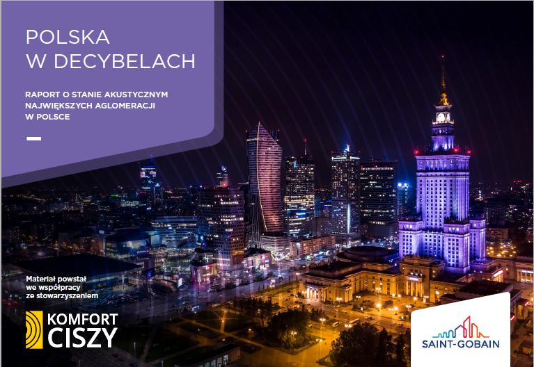 POLSKA W DECYBELACH