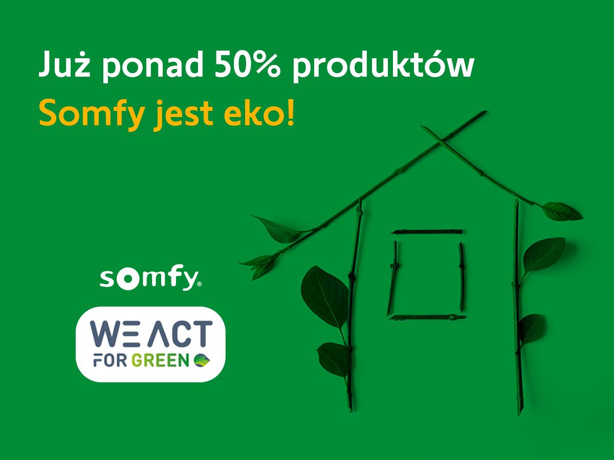 Europejski Tydzień Zrównoważonego Rozwoju w Somfy Polska