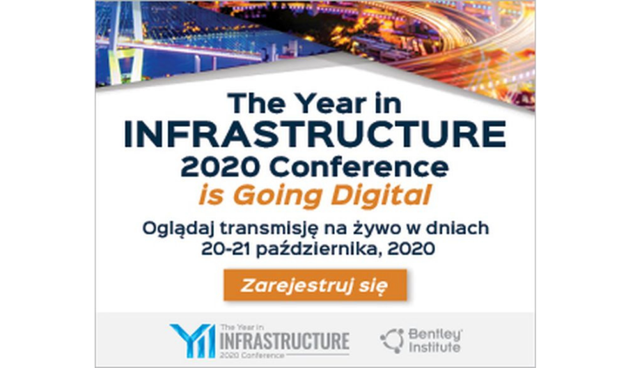 Konferencja The Year in Infrastructure 2020 w formie online
