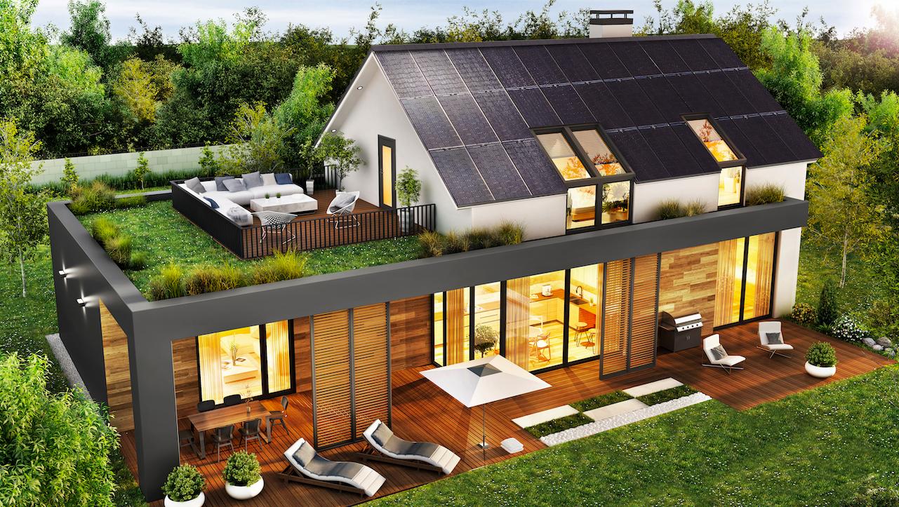 """""""Dom Przyszłości. Najlepszy projekt SunRoof 2020"""""""