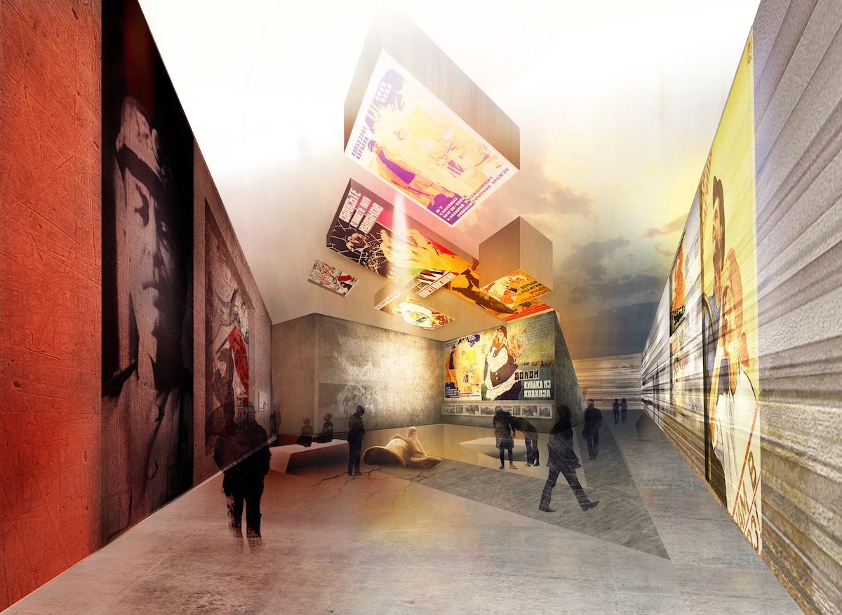 Narodowe Muzeum Hołodomoru-Ludobójstwa w Kijowie – Nizio Design