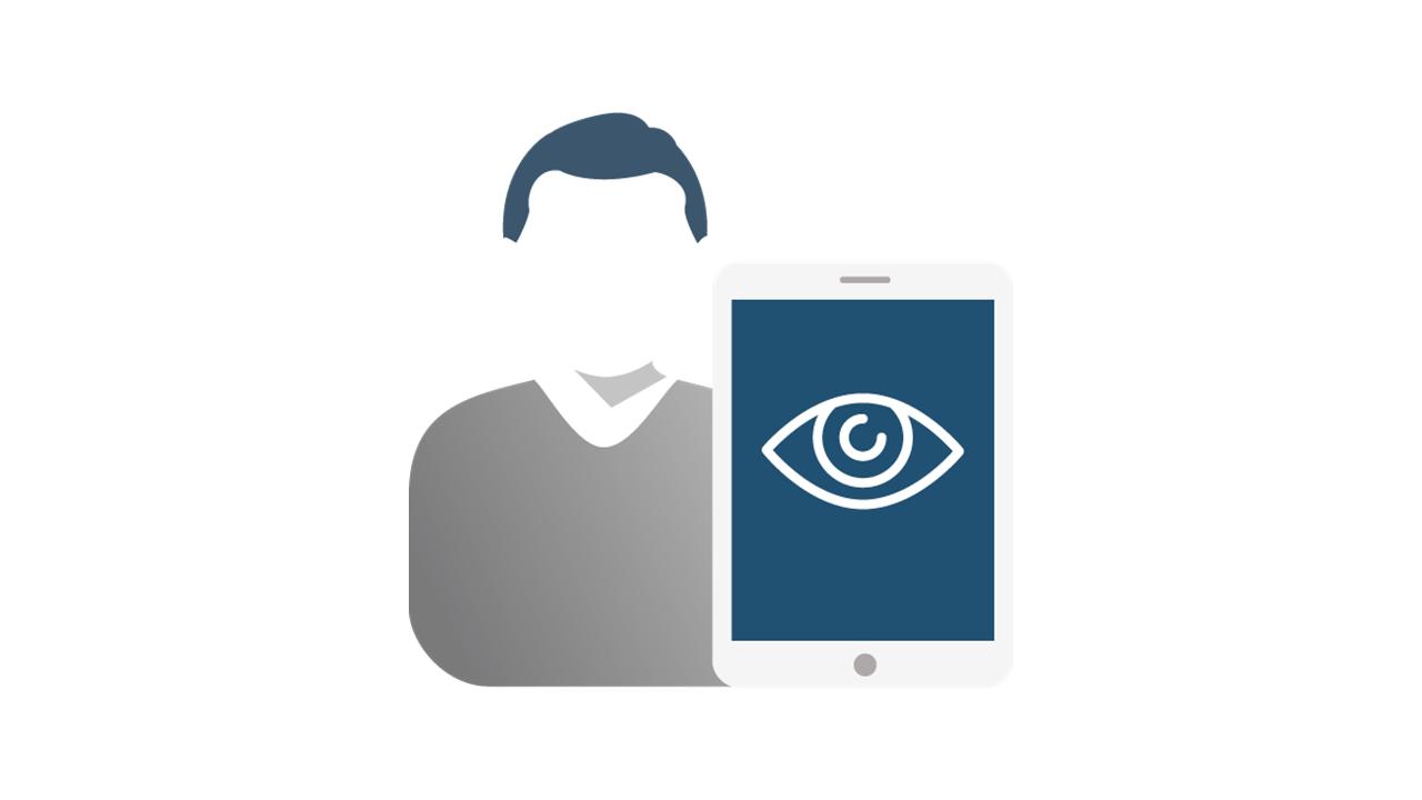 Aplikacja mobilna RACS Display