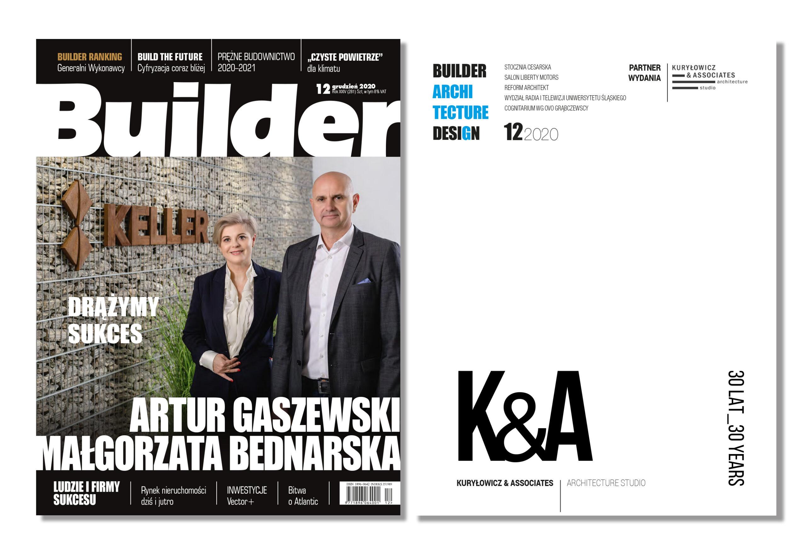 BUILDER – GRUDZIEŃ 2020