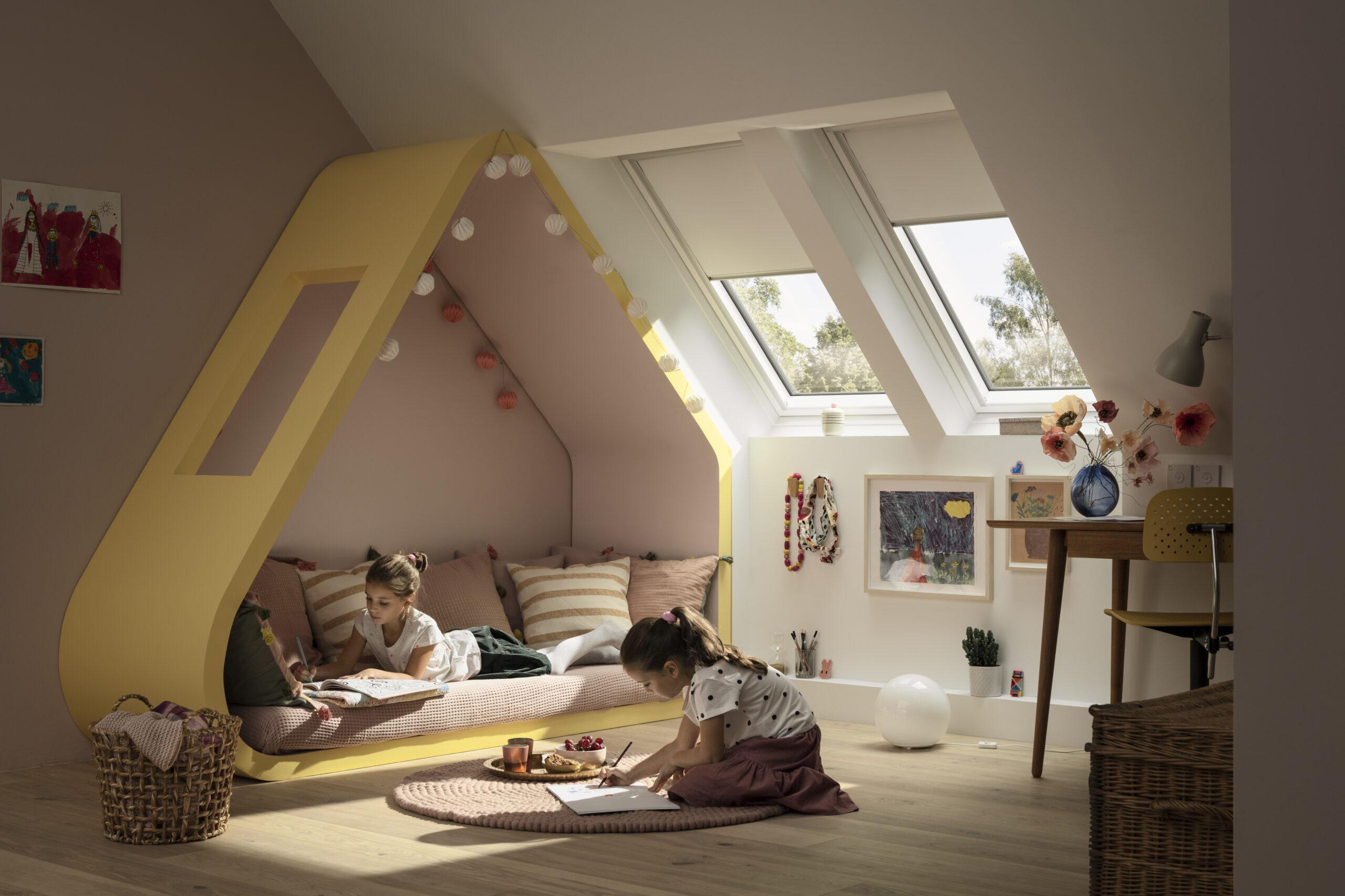 Skok w przyszłość z nową linią okien VELUX Standard Plus