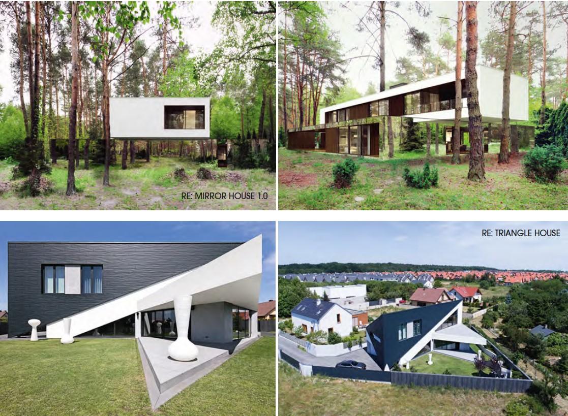 REFORM Architekt MARCIN TOMASZEWSKI – PROFILE