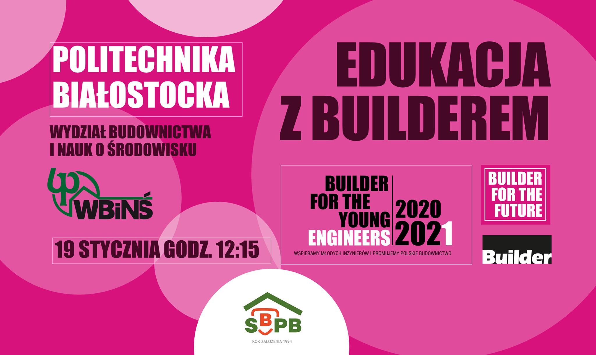 EDUKACJA Z BUILDEREM WYKŁAD BRANŻOWY – Stowarzyszenie Producentów Betonów