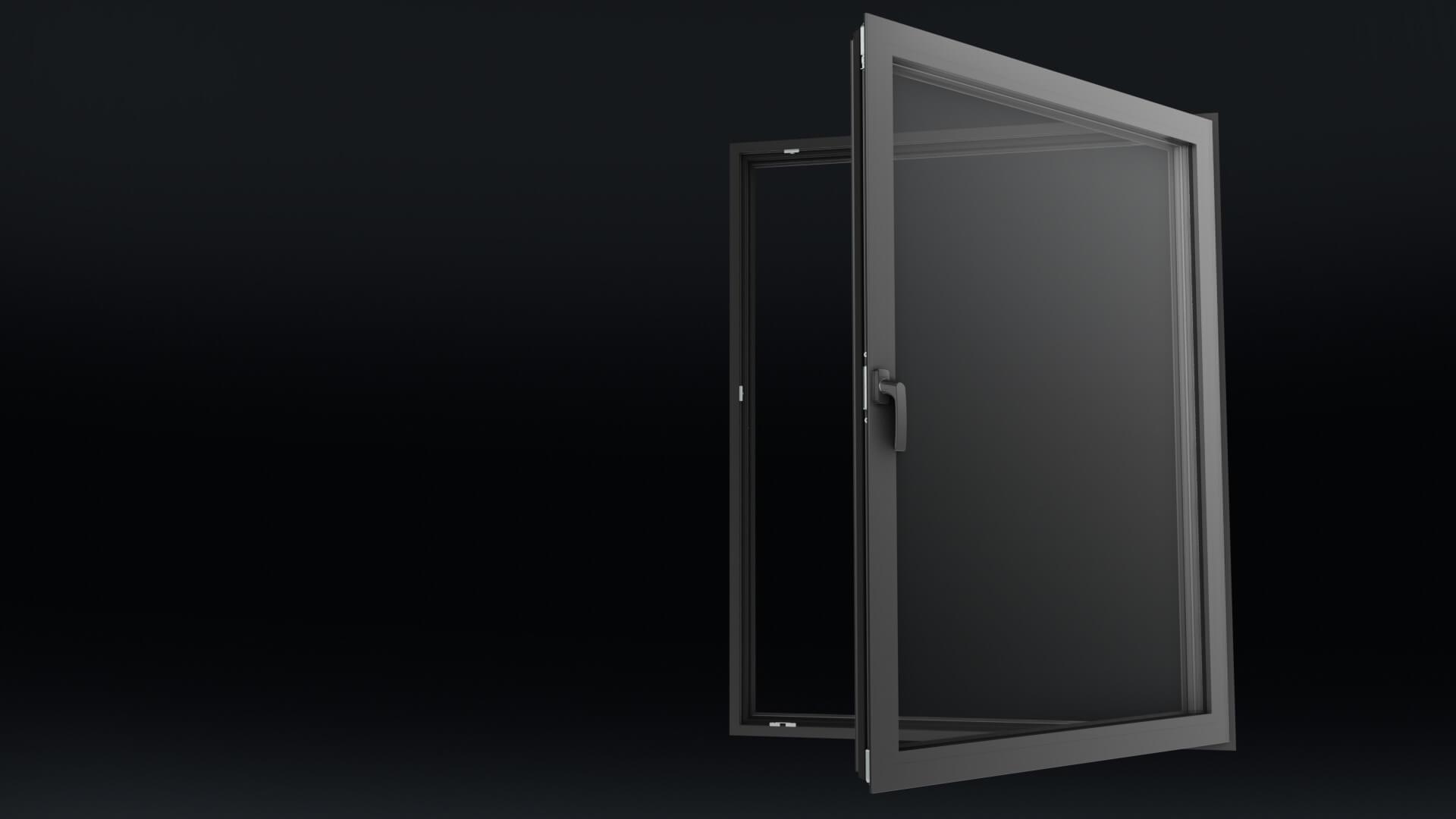 Okna w systemie MB-79N ALUPROF zgodne z WT 2021