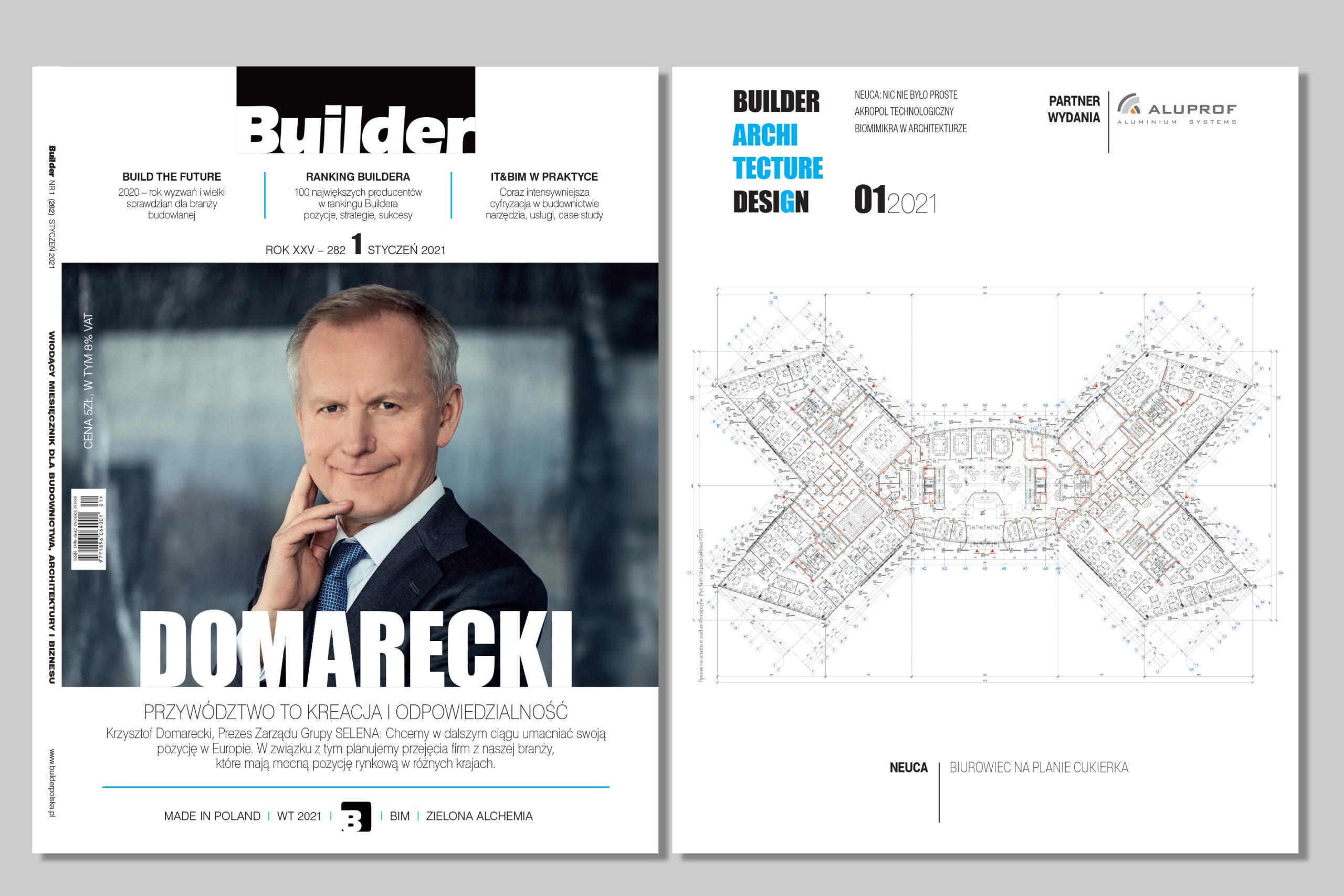 BUILDER – STYCZEŃ 2021
