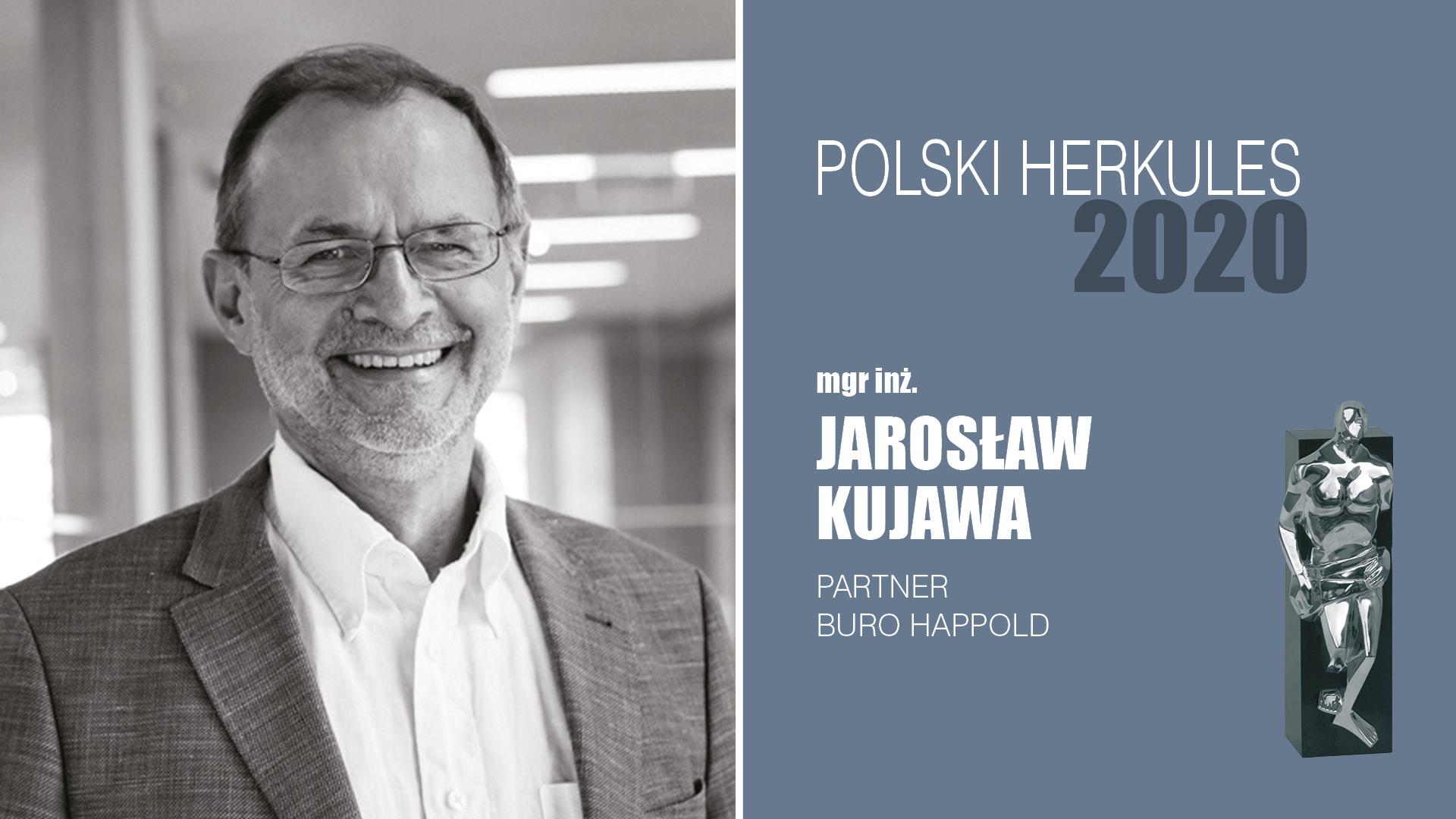 JAROSŁAW KUJAWA – Polski Herkules 2020