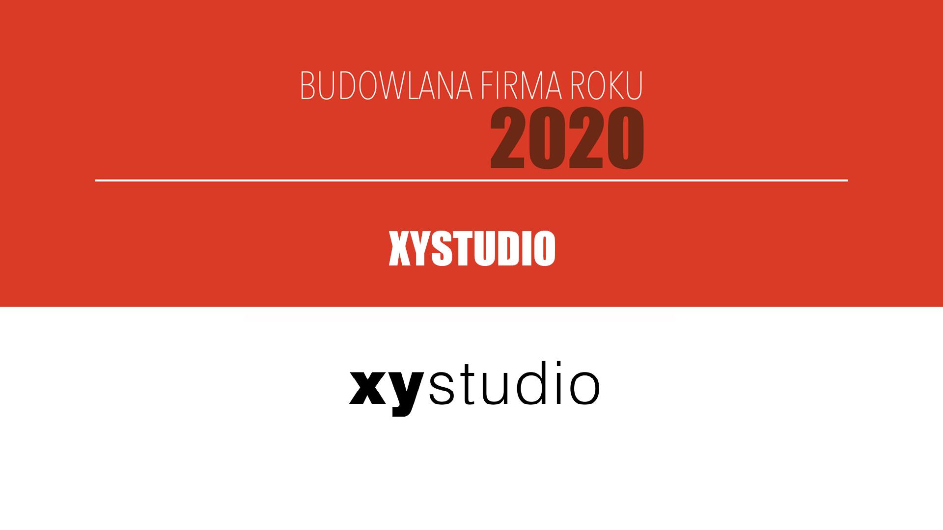 XYSTUDIO – Budowlana Firma Roku 2020