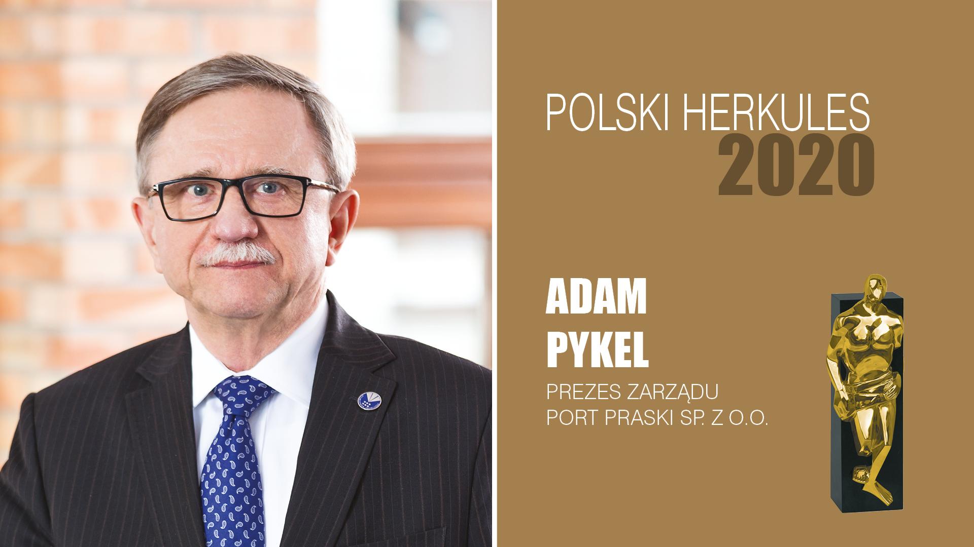 Adam Pykel – Polski Herkules 2020