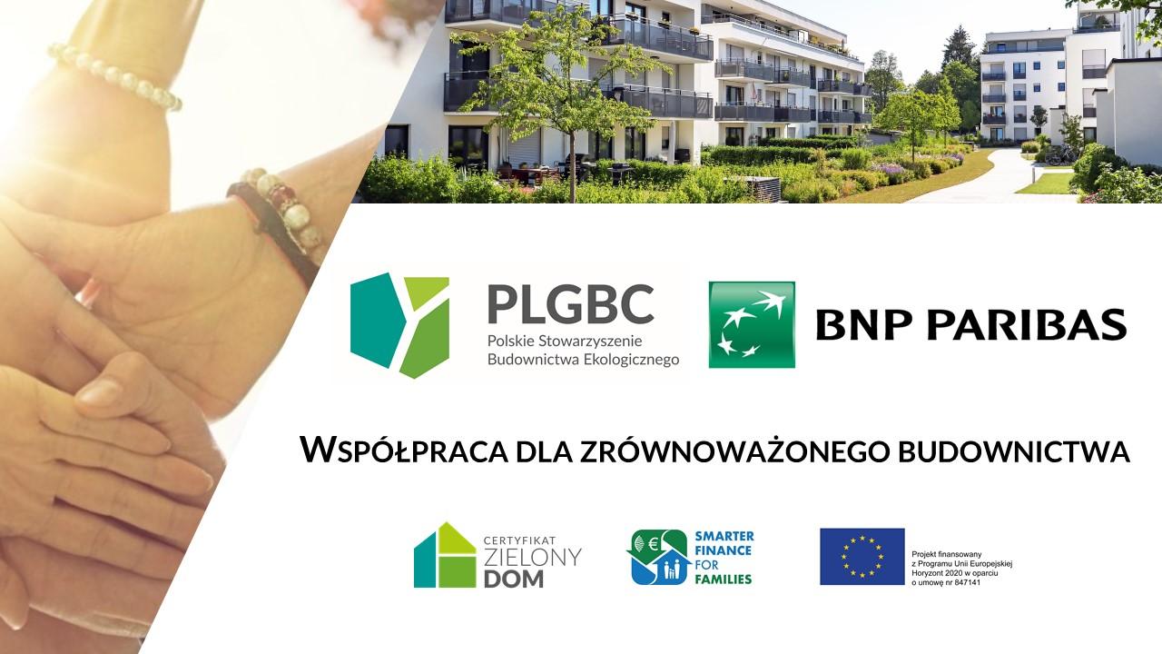 PLGBC zawarło partnerstwo z Bankiem BNP Paribas