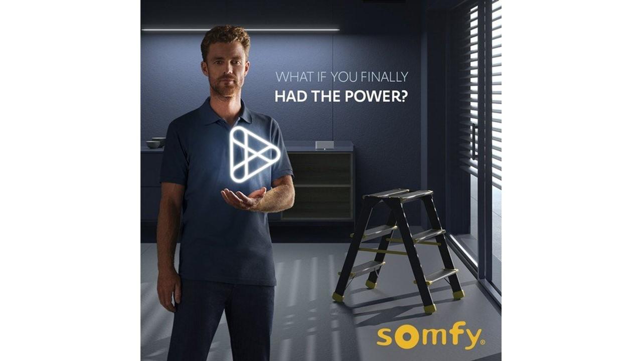 Nowości Somfy na targach R+T