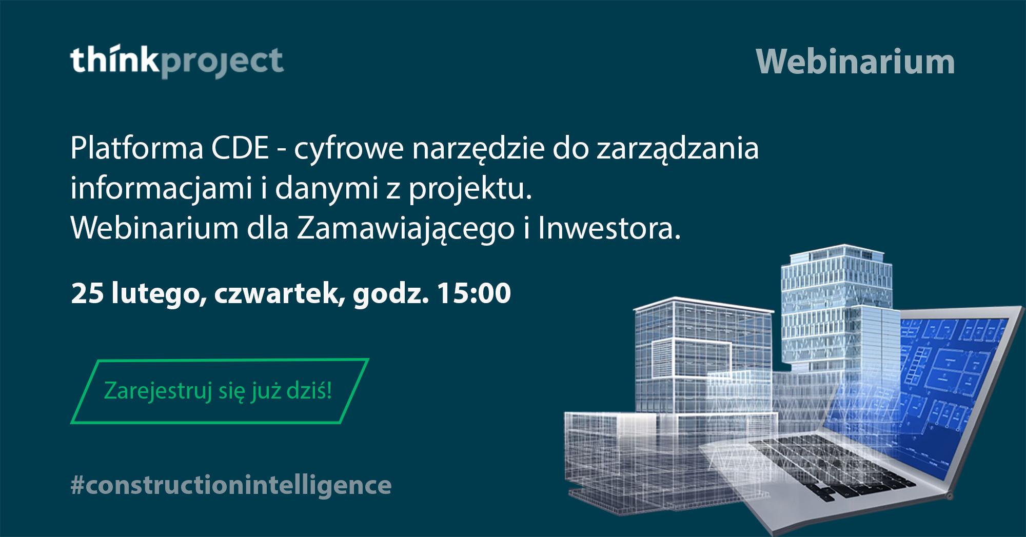 Platforma CDE – cyfrowe narzędzie do zarządzania informacjami i danymi z projektu
