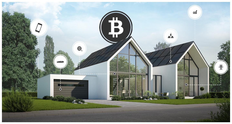 SunRoof wyprzedza Teslę i jako pierwszy sprzedaje dachy solarne za bitcoiny