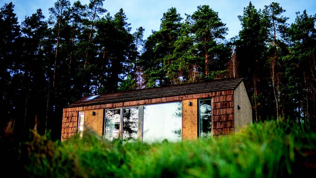 SMART LIVING – A35BV MODUŁOWY SMART HOUSE