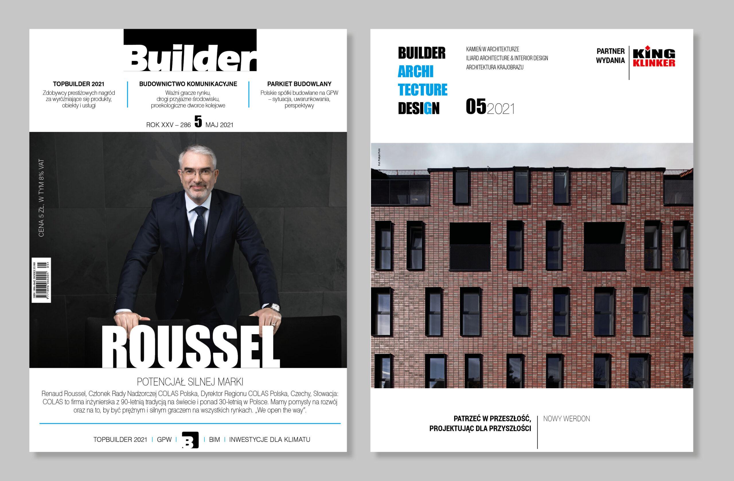 BUILDER – 05.2021