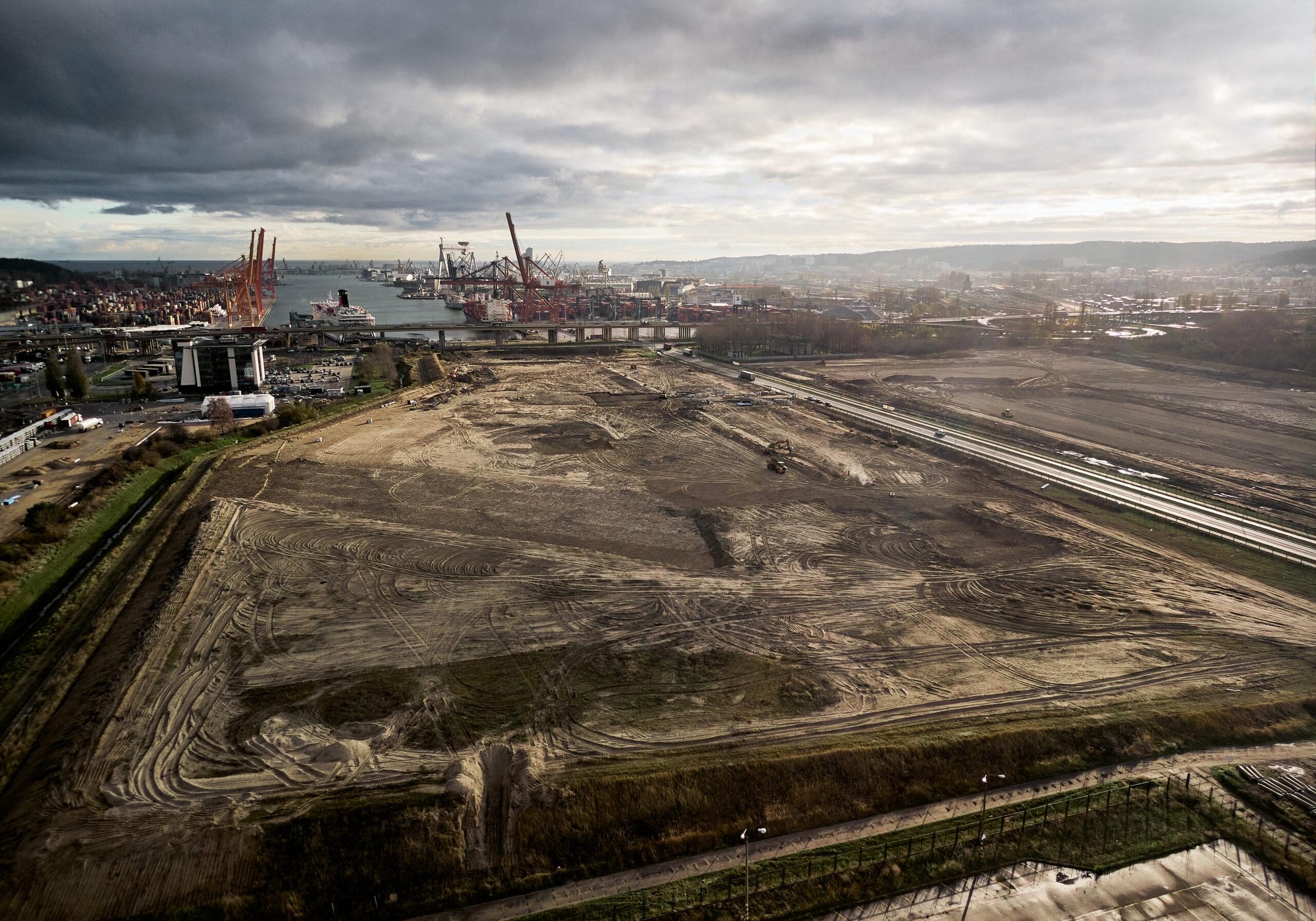 Inwestycje w Porcie Gdynia – szybciej niż zaplanowano