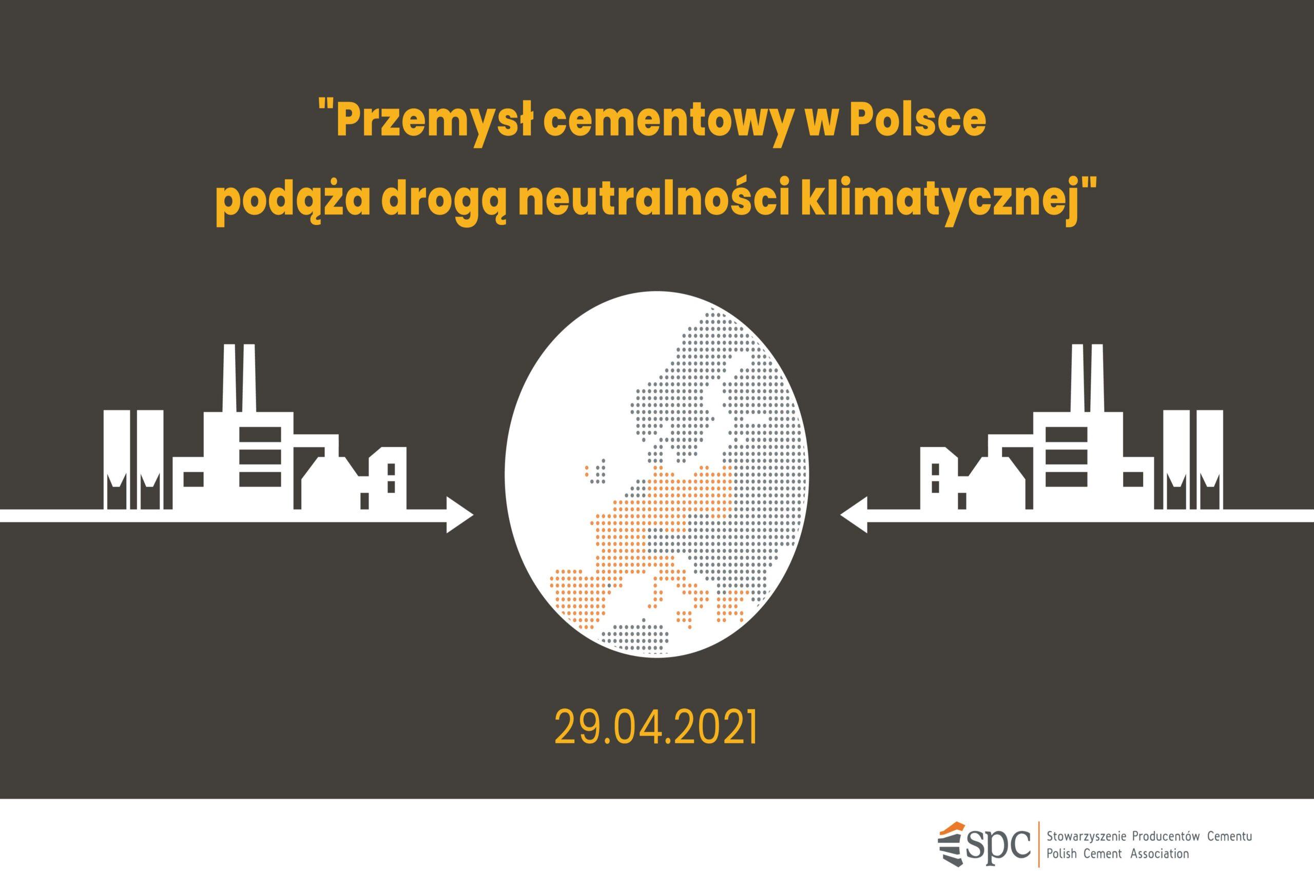 Przemysł cementowy w Polsce podąża droga neutralności klimatycznej