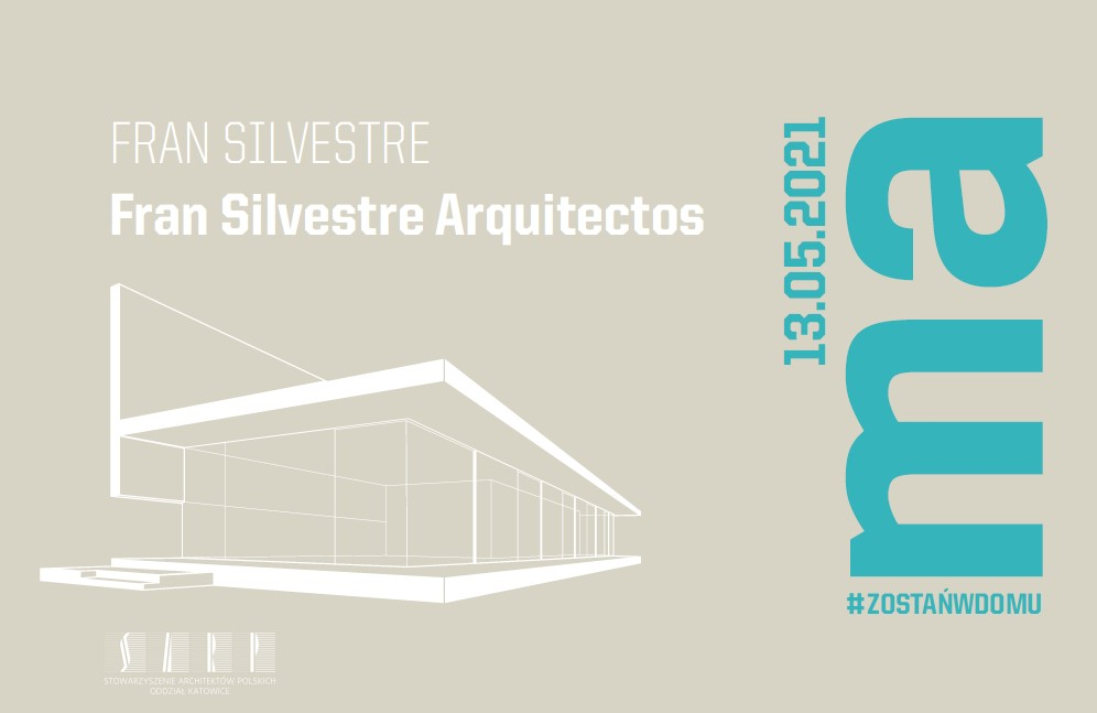 Mistrzowie Architektury – Fran Silvestre – YouTube Live