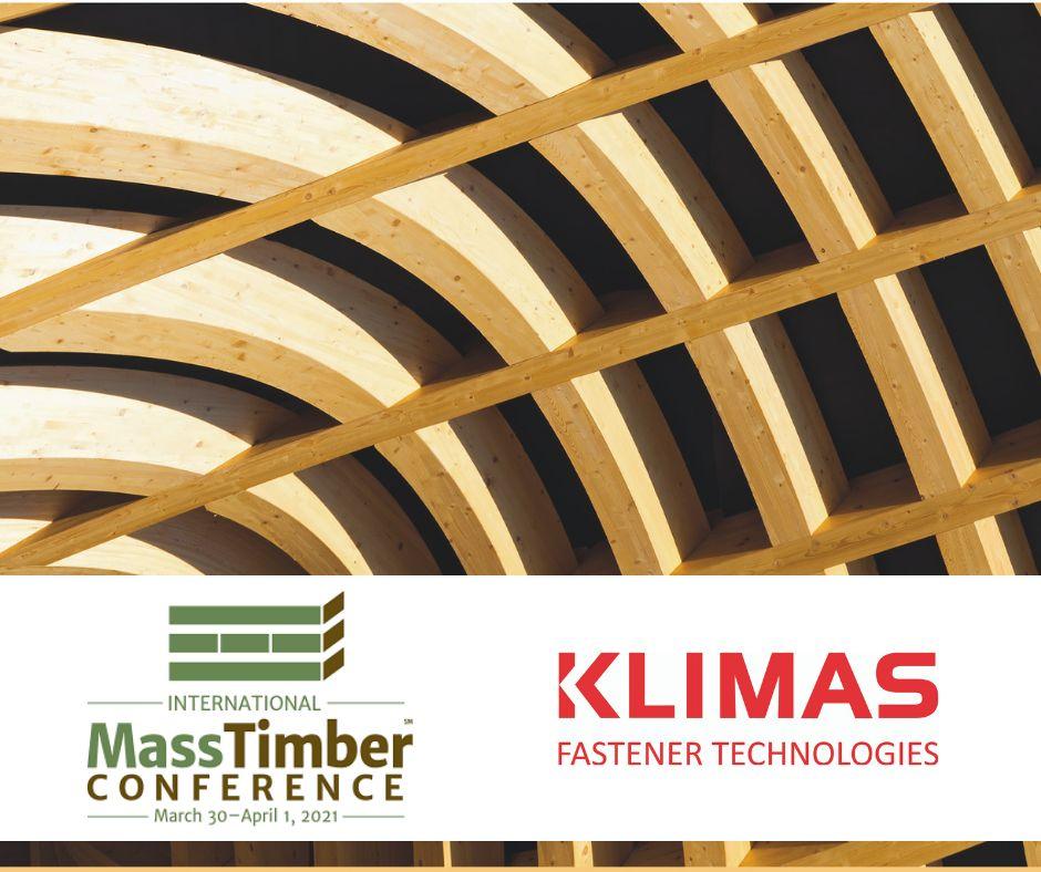 Klimas Wkręt-met podsumowuje udział w International Mass Timber Conference
