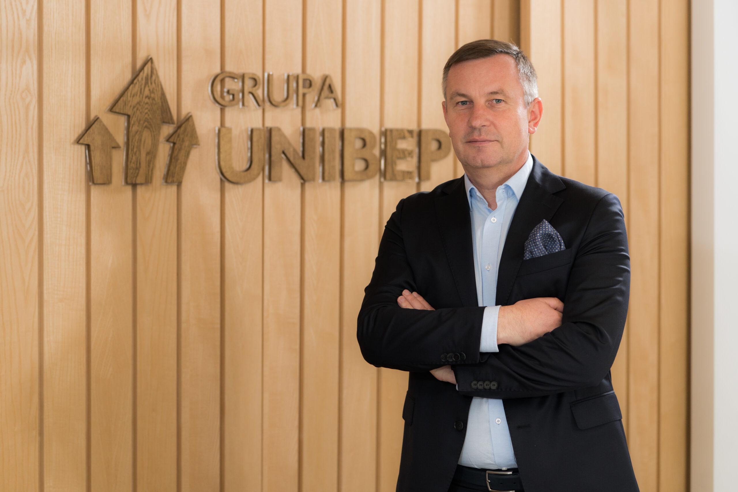 Dobra sprzedaż mieszkań napędziła wyniki Grupy Unibep