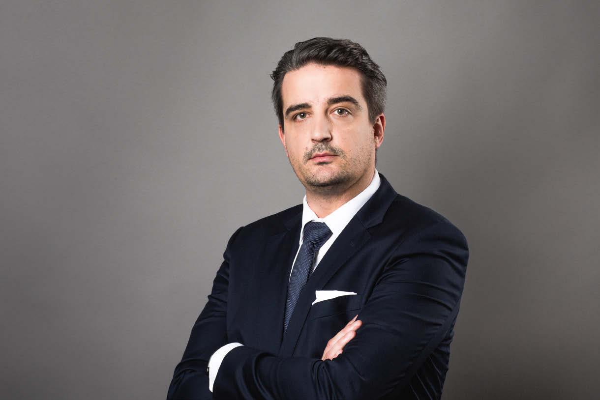 FORUM ZWYCIĘZCÓW – Maciej Michałek, Prezes Zarządu Mota-Engil Central Europe SA