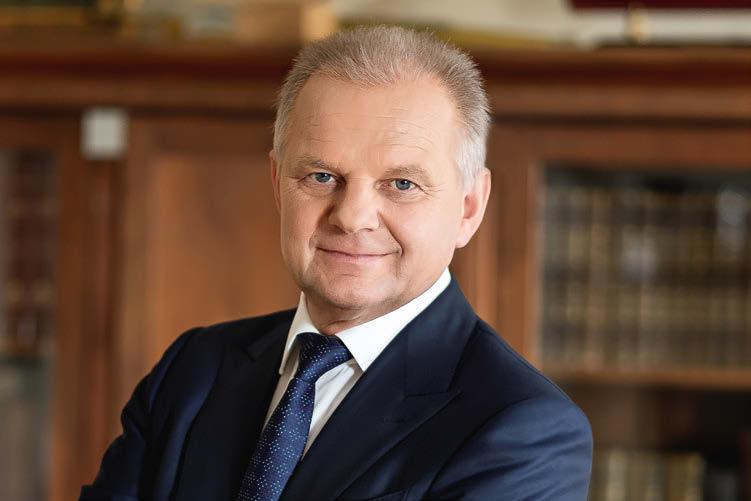 FORUM ZWYCIĘZCÓW – Krzysztof Pruszyński, Prezes Blachy Pruszyński